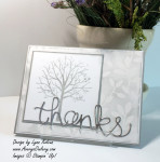 Stampin UP Sheltering Tree Hello You Irresistibly Yours