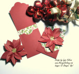 Stampin UP AverysOwlery.com Festive Flower