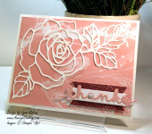 Stampin Up AverysOwlery.com Rose Garden