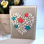 Stampin UP Www.AverysOwlery.com Blooming Love
