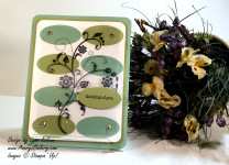 Stampin Up AverysOwlery.com Flowering Flourishes