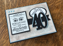 Stampin Up Typset Specialty Paper AverysOwlery.com