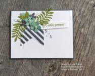 Stampin up Botanical blooms AverysOwlery.com