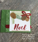 Stampin Up Christmas Pines AverysOwlery.com