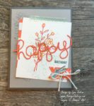 Stampin Up Touches of Texture AverysOwlery.com